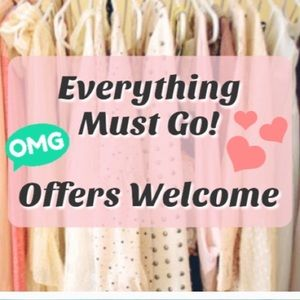 Handbags - Everything must go! Closet clear out! Bundle&Save!